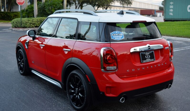 2020 Mini Cooper S Countryman ALL4 full