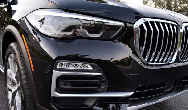 2020 BMW X5 SDRIVE40I full
