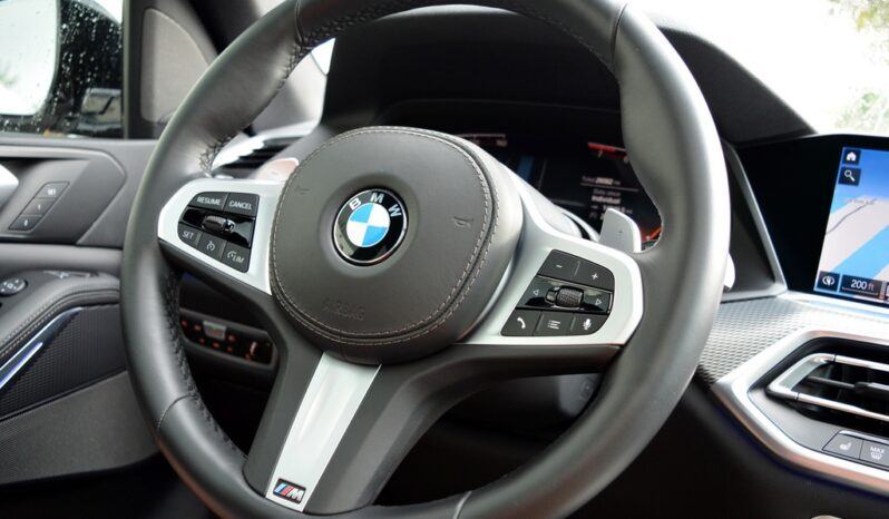 2019 BMW X5 XDRIVE40I M SPORT full