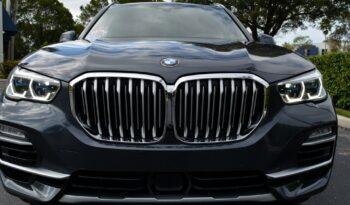 2019 BMW X5 XDRIVE50I INDIVIDUAL full