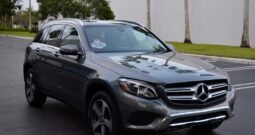 2019 MERCEDES BENZ GLC 300 4MATIC