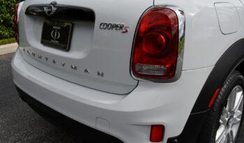 2018 MINI COOPER S COUNTRYMAN full