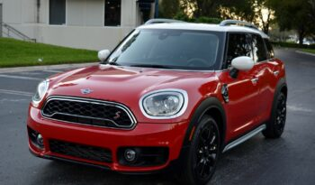 IMPORTS COLLECTION MINI COOPER F60 COUNTRYMAN S JCW SIGNATURE TRIM NAVIGATION_MIAMI 1