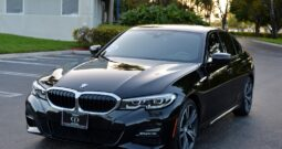 2020 BMW 330I XDRIVE MSPORT