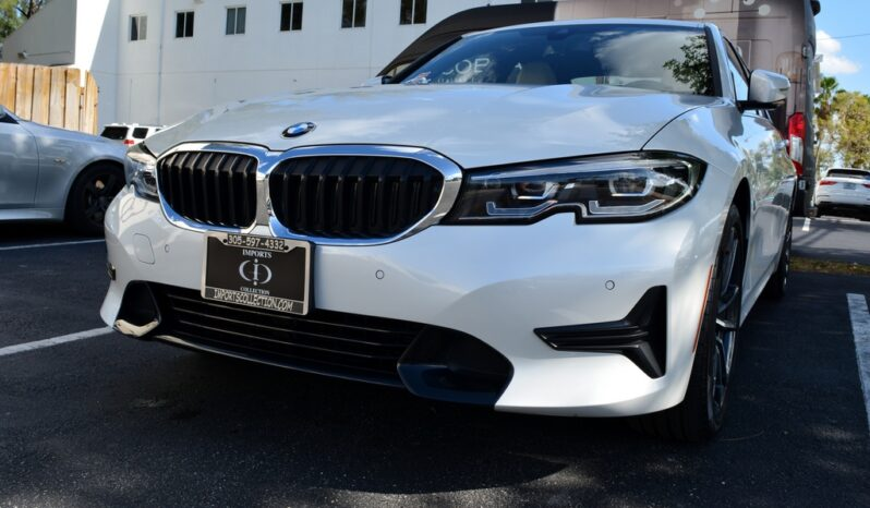 2019 BMW 330IX SPORT full