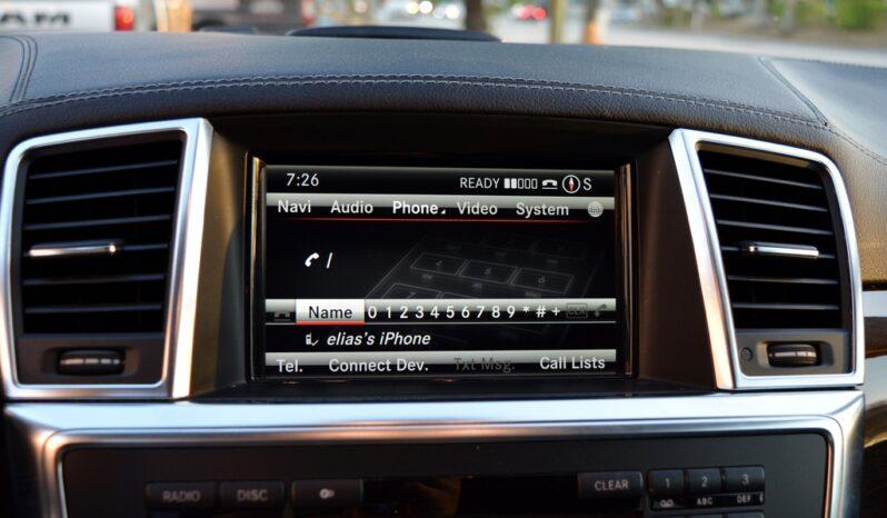 2014 MERCEDES BENZ GL 450 4MATIC full