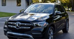 2020 Mercedes Benz GLE350 4MATIC 3RD ROW SEAT