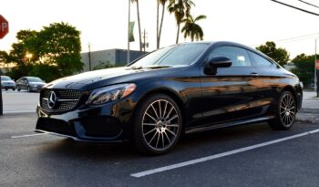 IMPORTS COLLECTION MERCEDES BENZ C300 W205 AMG SPORT COUPE_MIAMI 1