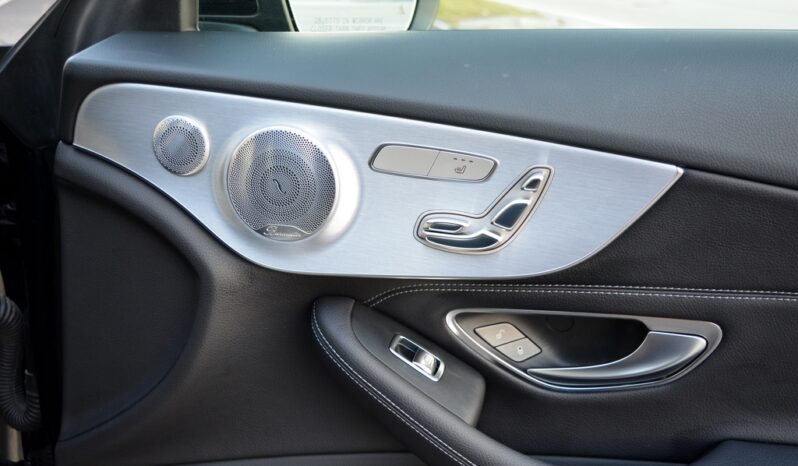 2018 MERCEDES BENZ C300 COUPE full