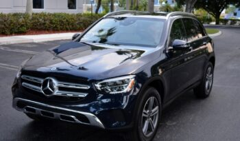2020 MERCEDES BENZ GLC 300 4MATIC full