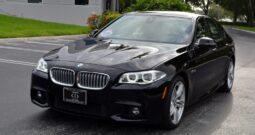 2016 BMW 550I XDRIVE MSPORT