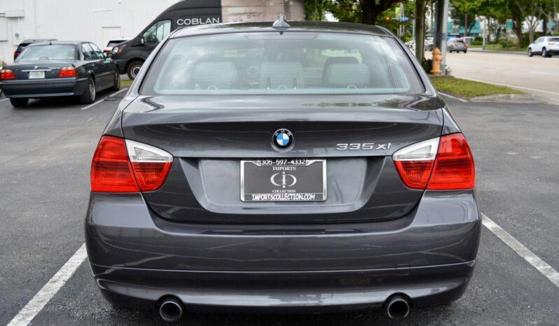 2007 BMW 335XI full