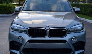 2016 BMW X5 M full
