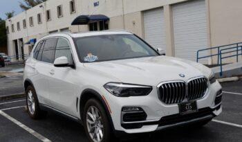 2021 BMW X5 XDRIVE40I full