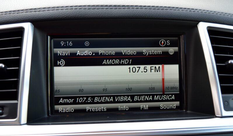 2015 MERCEDES BENZ GL350 4MATIC BLUETEC full